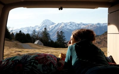 5 conseils pour être en mode 0 déchet dans nos vans !